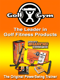 GolfGym,Golf,Golf Fitness,PowerSwing Trainer,Golf Swing