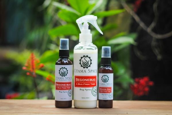 Utama Spice Begone Bug Natural Bug Repellent
