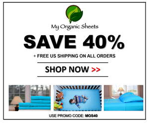 My Organic Sheets Coupon Codes and Coupons