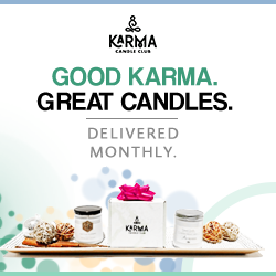 Karma Candle Club Coupon Codes and Coupons