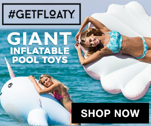 Shop KOLOLO for Giant Inflatable Pool Toys & More