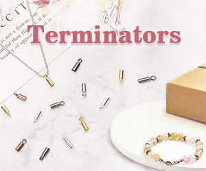 You can find various high quality terminators or other jewelry findings for sale in our store.