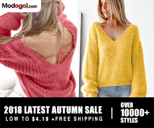 2018 Latest Autumn Sale