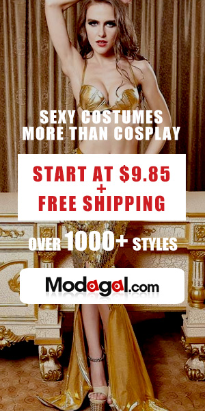 Sexy Costumes More Than Cosplay