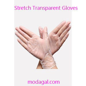 Stretch Transparent Gloves