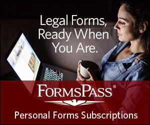 Personal Form Subscriptions