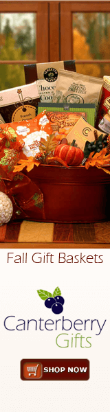 Fall Gift Baskets
