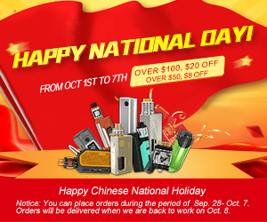 Promotion Wismec On National Day