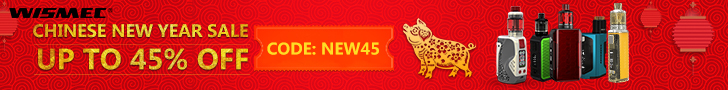 45% OFF Coupon for Chinese New Year Promotions