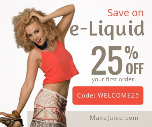 Save on e-Liquid