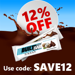 Built Bar: 12% Off* w/ Code: SAVE12