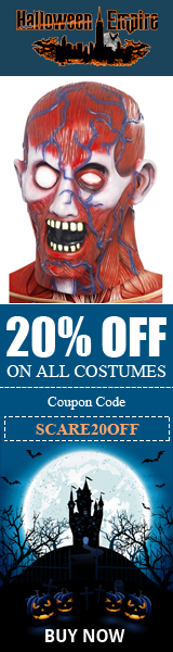 20% OFF On All Costumes