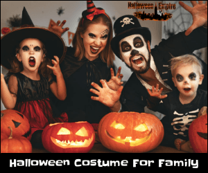 Halloween Costume For Family