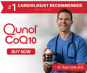 Qunol CoQ10 - #1 Cardiologist Recommended form of CoQ10