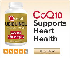 Qunol Ubiquinol 100 mg
