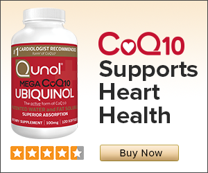 Qunol Mega CoQ10 - Buy Now