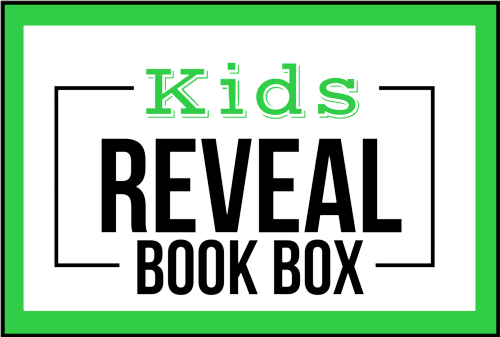 Kids Reveal Book Box
