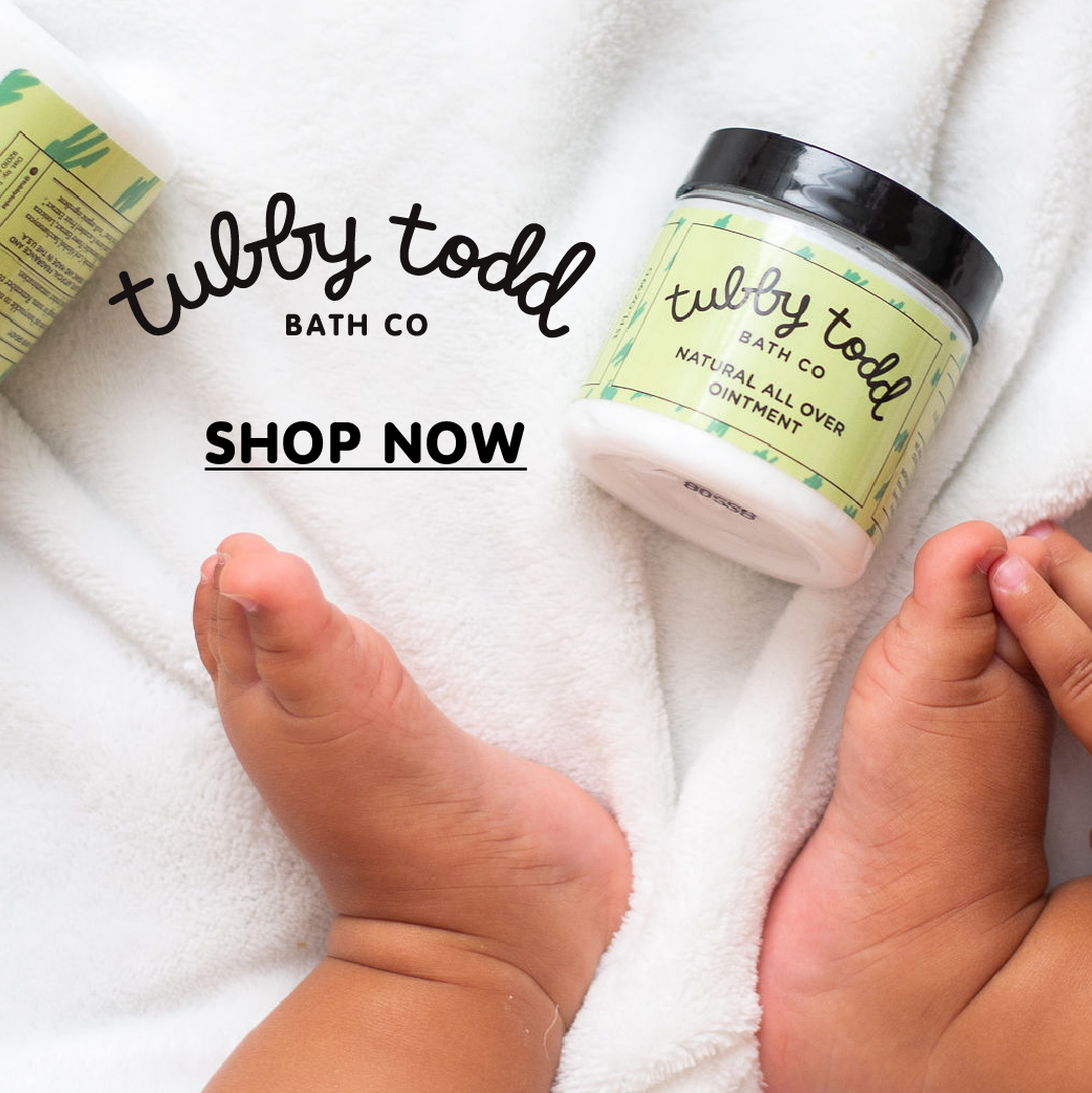 Tubby Todd Baby Products