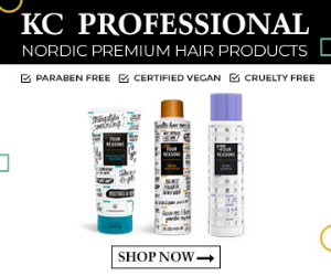 KC Professional - high-quality Finnish hair care products