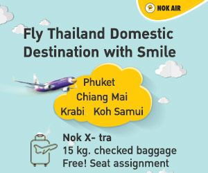 Nok Air - Fly Thailand