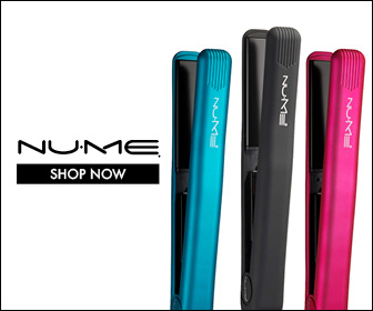 NuMe Hair Straighteners - 336 x 280