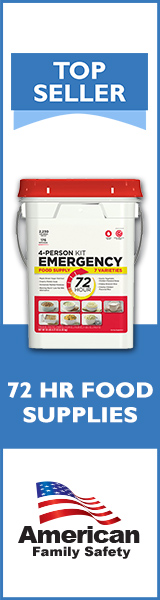 Top Seller - 72 HR Emergency Food Supplies