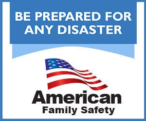 Be Prepared For Any Disaster