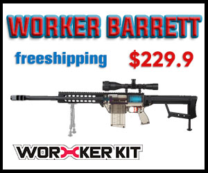 Worker Barrett kit