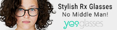Buy Stylish Prescription Glasses without the Middle Man. Shop Now!