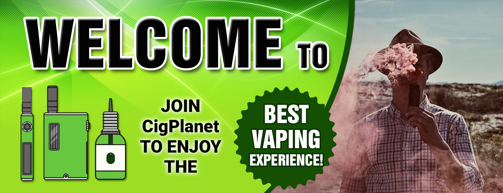 CigPlanet Coupon Codes and Coupons