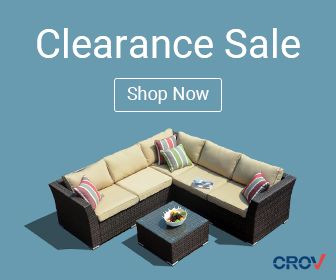 4PC Patio Sectional Furniture