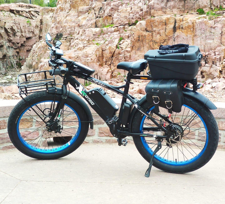 Ecotric Electric Bike, Ecotric Electric Bike Fat Tire