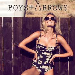 Boys + Arrows