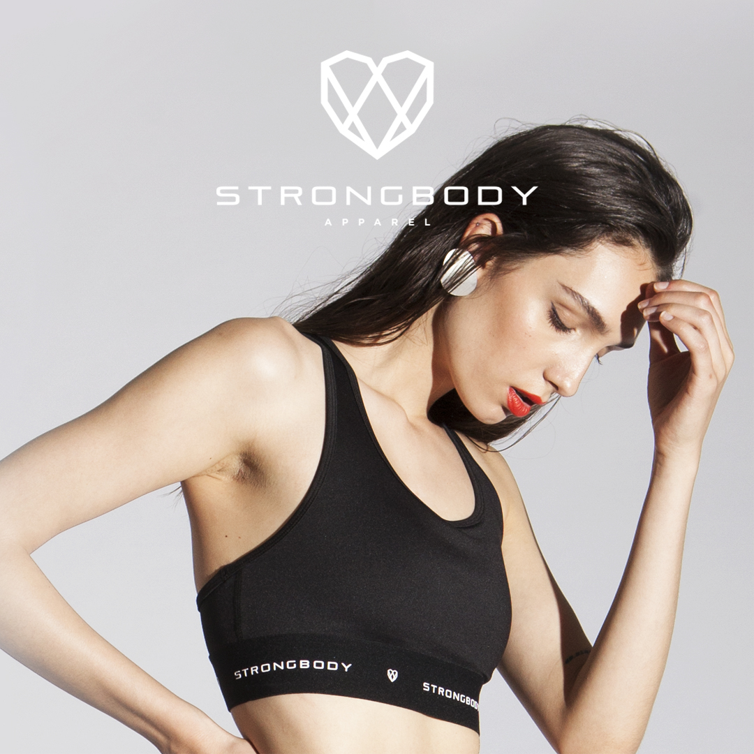 Strongbody Signature Logo Set