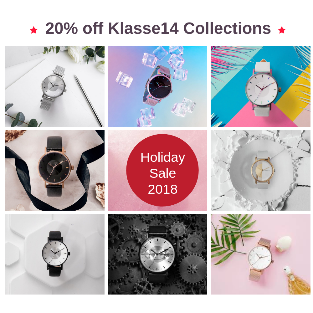 Klasse14 Black Friday Sale