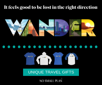 It feels good to be lost in the right direction - Wander - Unique Travel Gifts