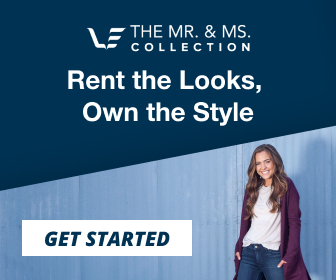 Rent the Looks, Own the Style - The Mr. & Ms. Collection