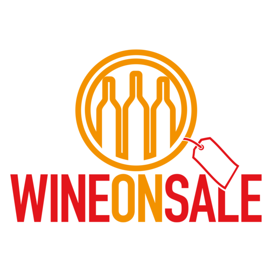 Logo Wine On Sale
