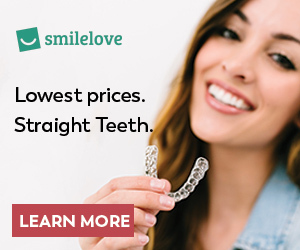 Lowest prices. Straight Teeth,