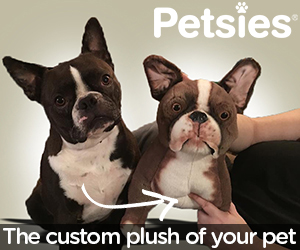MyPetsies Plushies, THE Perfect Gift for All Dog Lovers