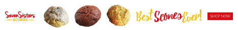Seven Sisters Scones Coupon