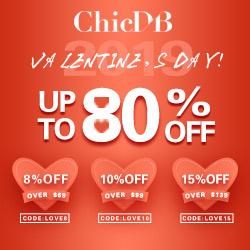 ChicDB Holiday Season Big Pre-Sale. Click Here!