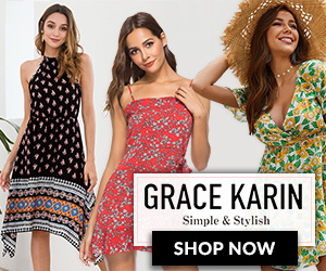 Shop GraceKarin.com for Simple & Stylish Fashions