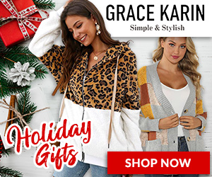 Shop Grace Karin for all Your Holiday Gifts