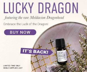 A designer essential oil blend that helps you turn your dreams into realities!