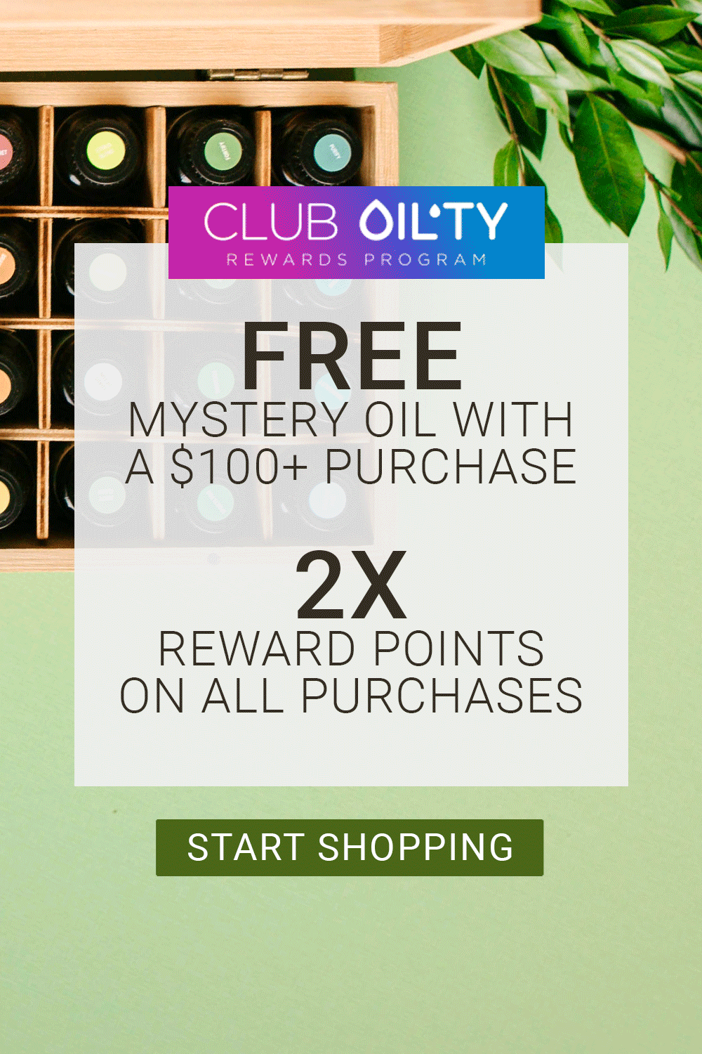 free mystery oil