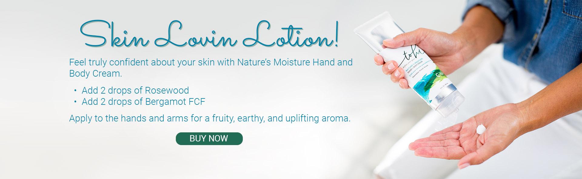 Rocky Mountain Oils Skin Lovin Lotion