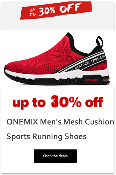 Running Shoes Hot Sale 30% OFF