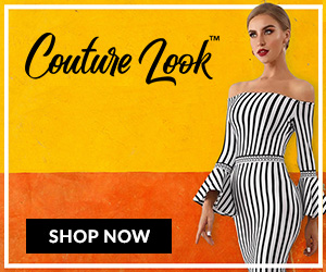 Shop Couture Look for chic and sophisticated fashion!
