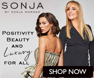 Shop SONJA by Sonja Morgan for the Luxury for ALL